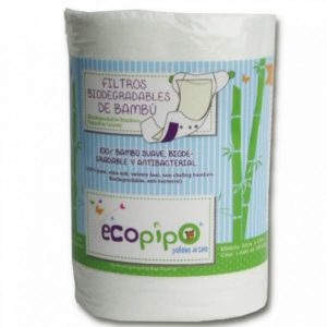 Ecopipo Bamboo compostable liners