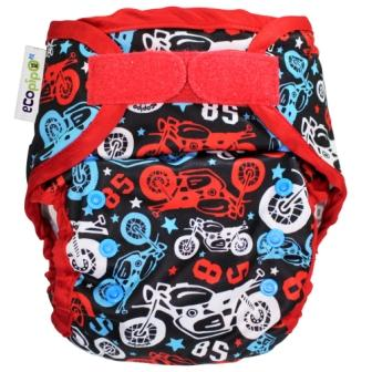 Ecopipo One size Nappy wrap Bikes
