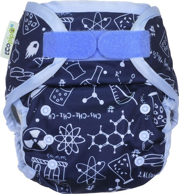 Ecopipo One size PUL Nappy Wrap Sciences