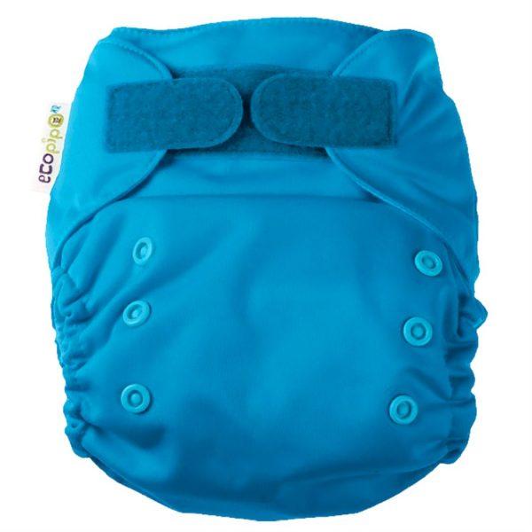 Ecopipo One size Pocket Nappy Aqua