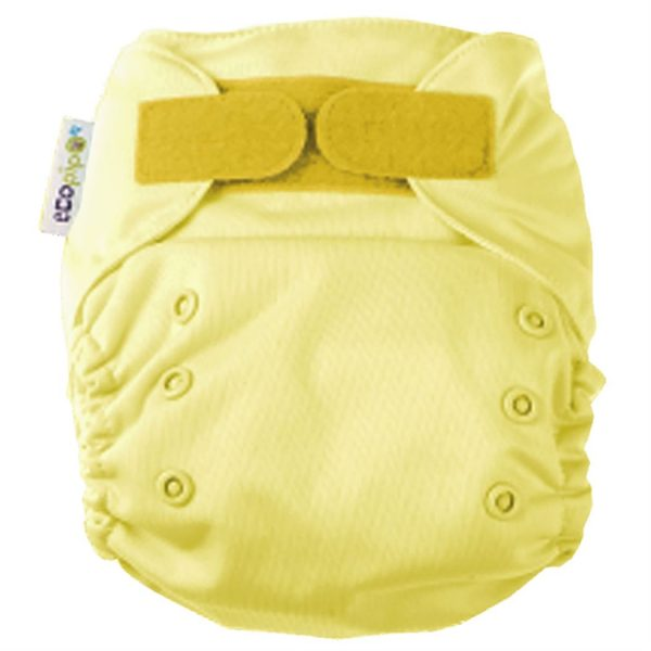 Ecopipo One size Pocket Nappy Butter