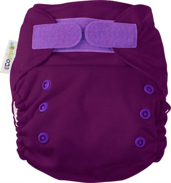 Ecopipo One size Pocket Nappy Grape