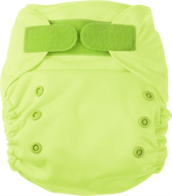 Ecopipo one size pocket nappy lime