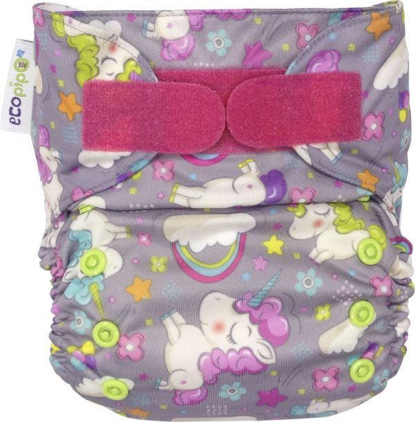Ecopipo One size Pocket Nappy Magic Land