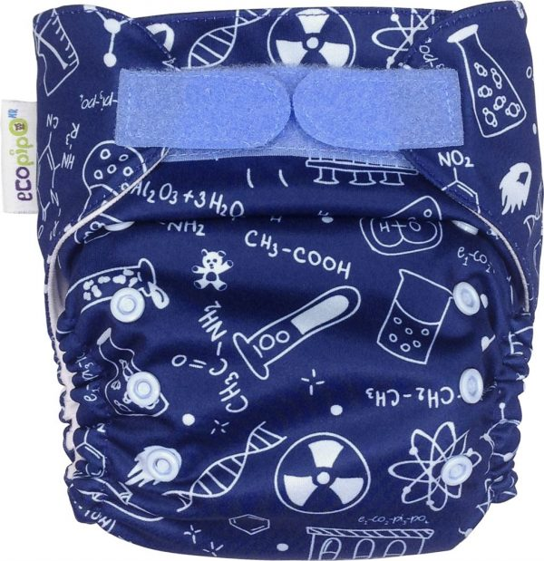 Ecopipo One size Pocket Nappy Sciences