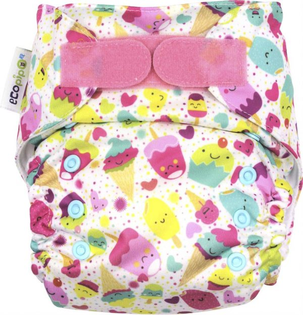 Ecopipo One size Pocket Nappy Sundae Fun