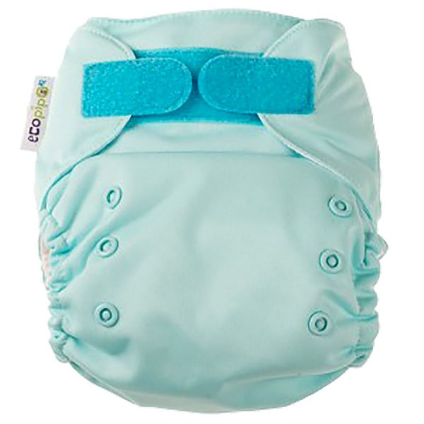 Ecopipo One size Pocket Nappy Turquoise