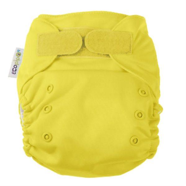 Ecopipo One size Pocket Nappy Yellow