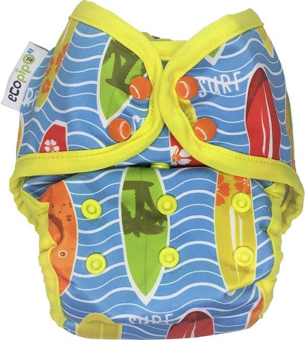 Ecopipo One size Swim Nappy Surf