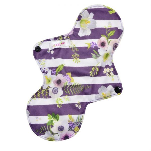 Reusable cloth sanitary pads regular lilies