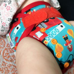Ecopipo Newborn nappy wrap