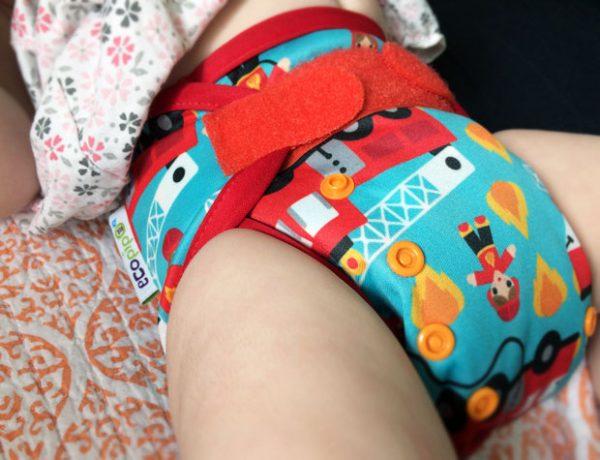 Ecopipo Newborn nappy wrap