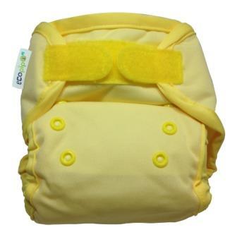 Ecopipo Reusable Newborn Nappy wrap butter
