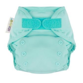 Ecopipo Reusable Newborn nappy wrap turquoise