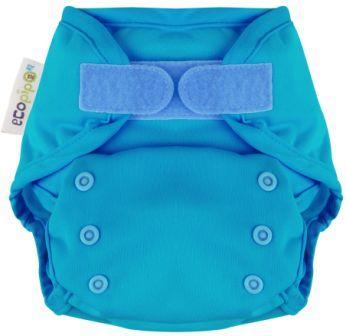 Ecopipo Newborn Nappy Wrap Aqua