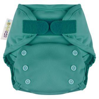 Ecopipo Newborn Nappy Wrap Jade