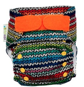 Ecopipo One size Pocket nappy Crochet