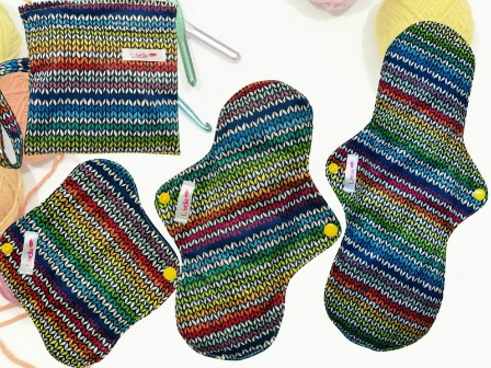Lubella by Ecopipo Starter pads kit Crochet