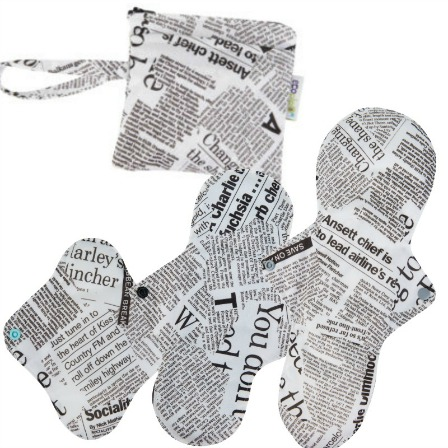 Lubella by Ecopipo Starter pads kit Newspaper