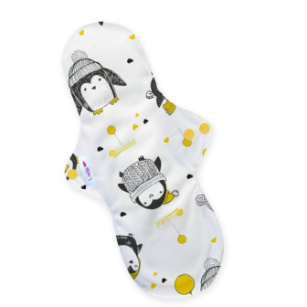 Reusable cloth sanitary pads night time incontinence after birth pinguins