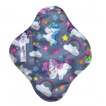 Reusable cloth sanitary pads pantyliner magic land