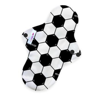 Reusable cloth sanitary pads regular football