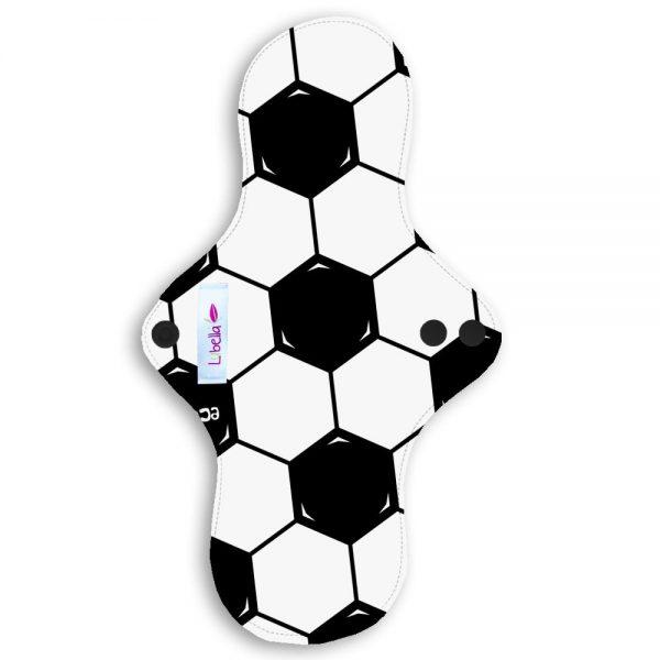 Reusable cloth sanitary pads regular teen football